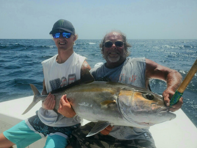 Nearshore Fishing with Strickly Fishing Charters