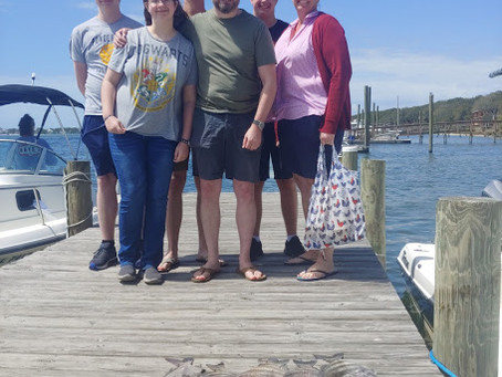 Pensacola Fishing Report 04/02/19