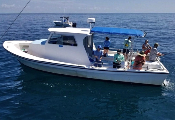 All Caught Up Fishing Charters in Perdido Key