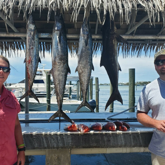 Pensacola Beach Fishing Charters with Strickly Fishing