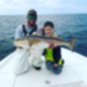Navarre Beach fishing charters