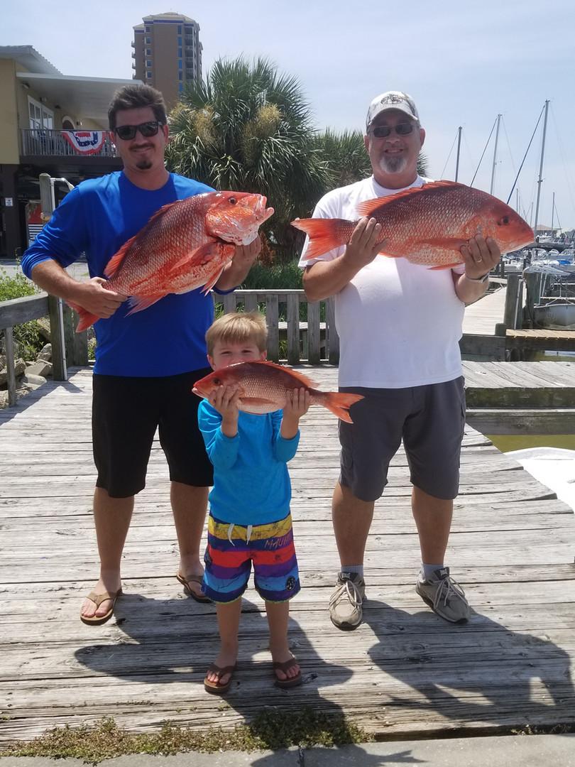 Inshore Fishing Pensacola