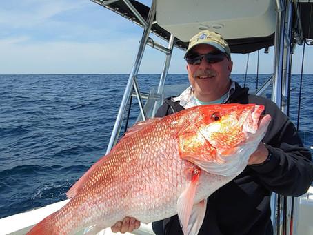 Pensacola Beach Fishing Report 04/07/19