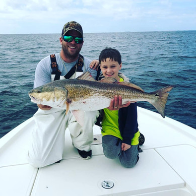 Inshore Fishing Charters Pensacola Flori