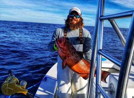 Perdido Key Fishing Report 12/18/18