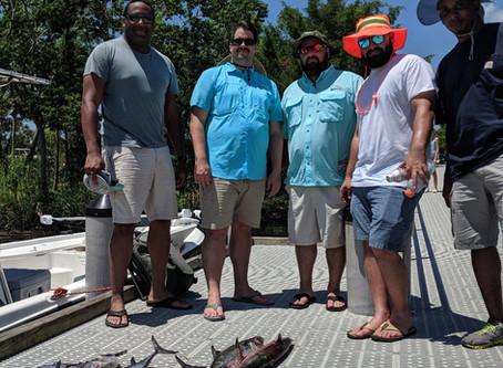 Navarre Beach Fishing Report 06-07-19