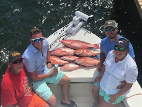 Perdido fishing charters
