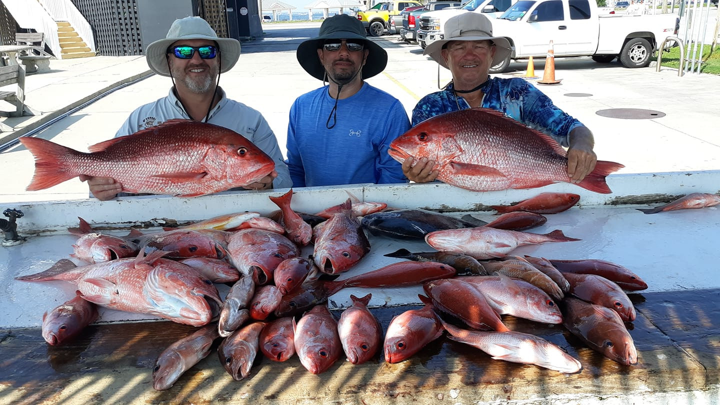 Fishing Charters in Pensacola