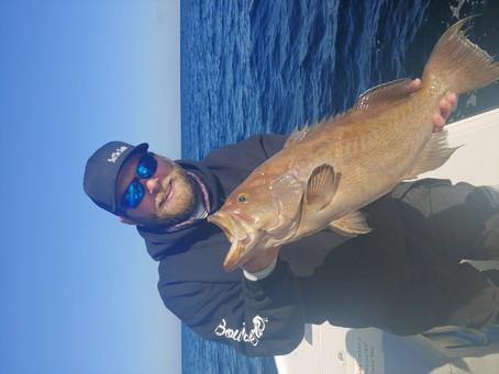 Pensacola Beach Fishing Report 01-20-18