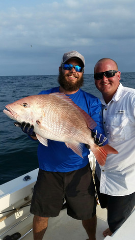 Fishing Charters Perdido