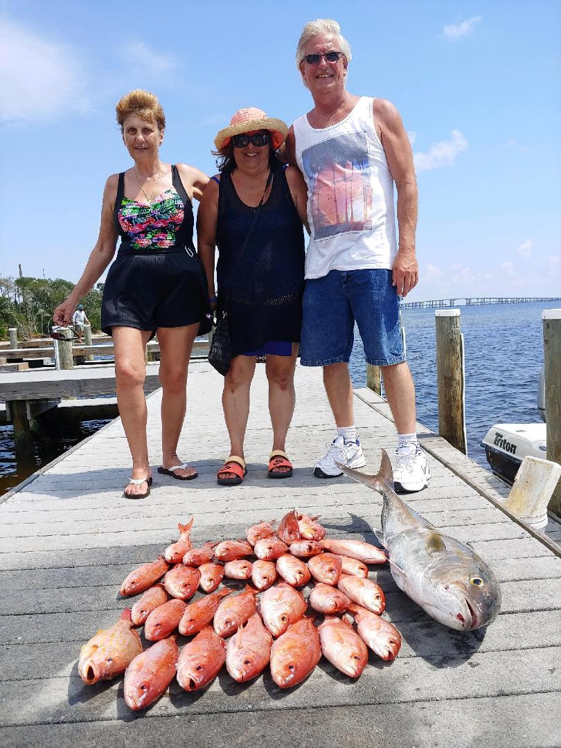 Fishing Charters In Pensacola Beach