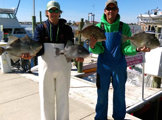 Inshore Fishing Charters Pensacola