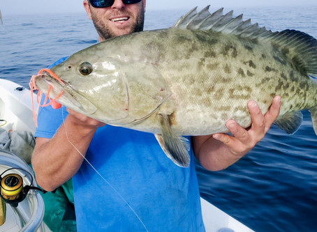 Pensacola Fishing Report 04/19/2020