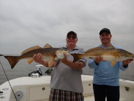 Fishing Report Pensacola Florida 01-09-18