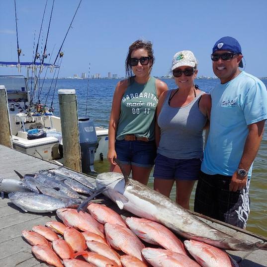 Fishing Charters Pensacola Florida