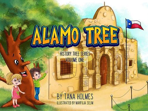 Alamo Tree- Hardcover