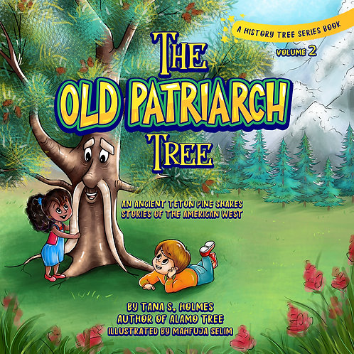 Old Patriarch Tree Hardcover