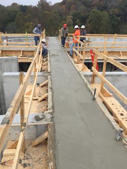 Concrete walkway 1