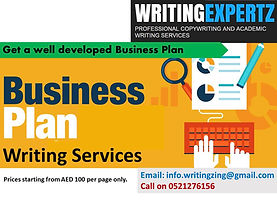 business plan writing in dubai, sharjah and abu dhabi