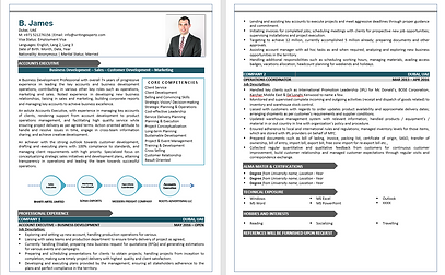 ... Professional Resume Writing For Banking, Sales, Marketing And Many  Other Industries In UAE ...