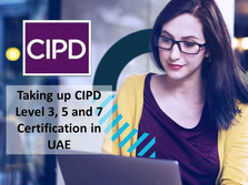 Getting a CIPD Certification in UAE