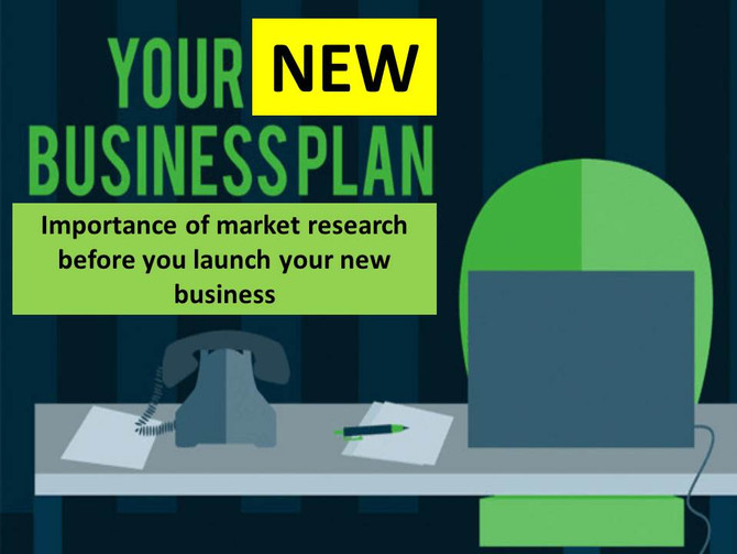 Why Research your Target Market before Launching your New Business?