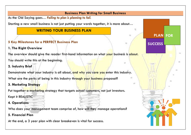 Business Plan Writing Dubai - Writing Zing gives you few hints on what to need to look at