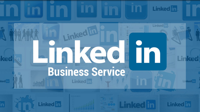 Can you use LinkedIn for online business development?