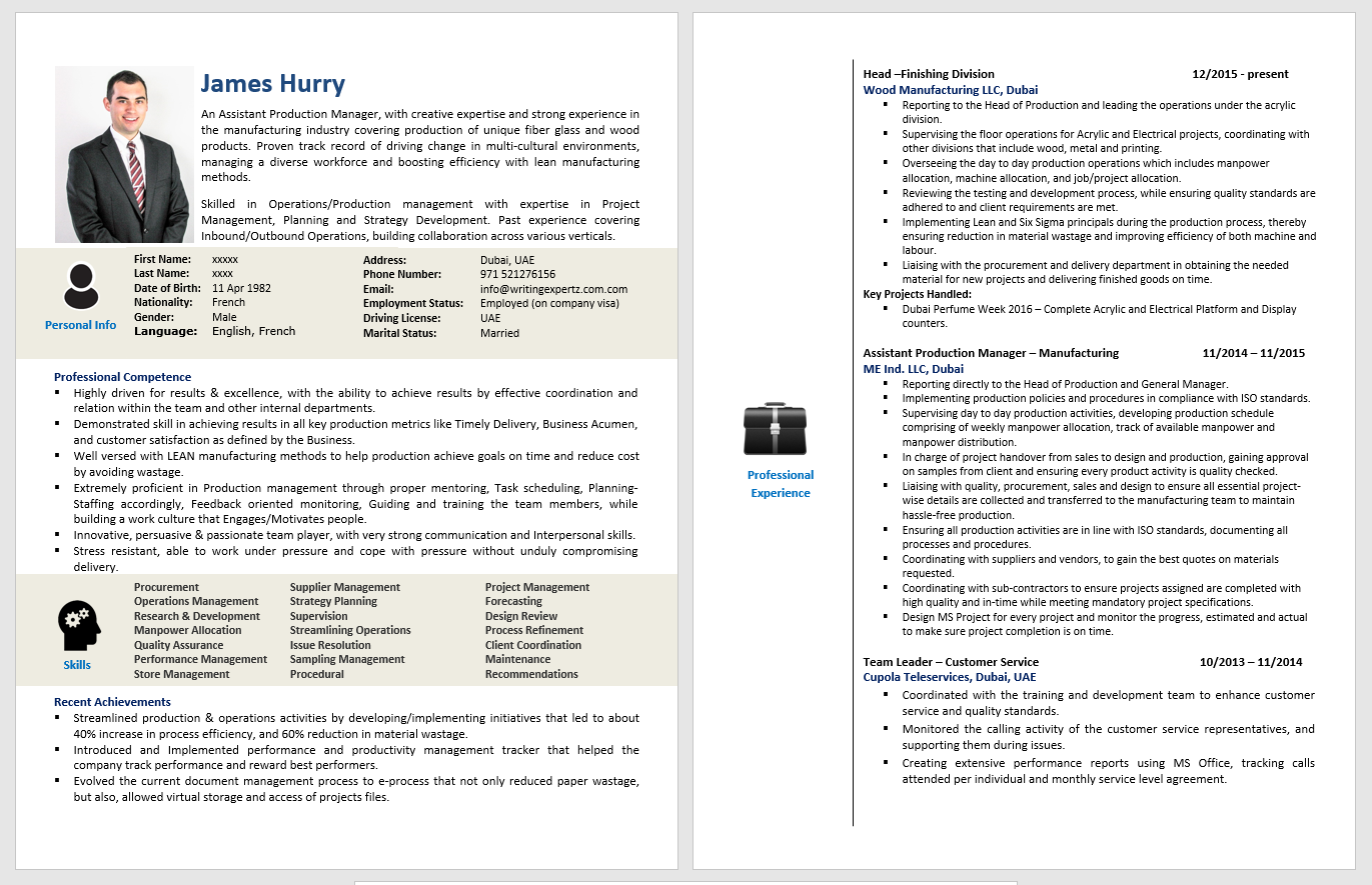 0569626391 writing expertz professional cv writing company