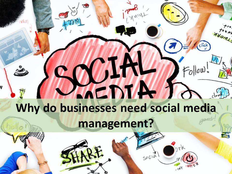 Social media management in Dubai, Sharjah, UAE