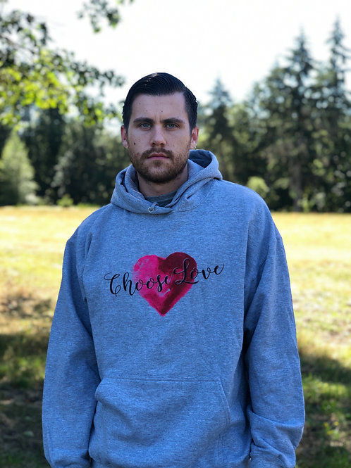 Men's Gray Sweatshirt