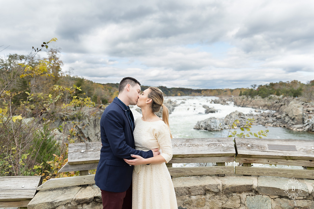 Northern Virginia engagement Great Falls engagement photography