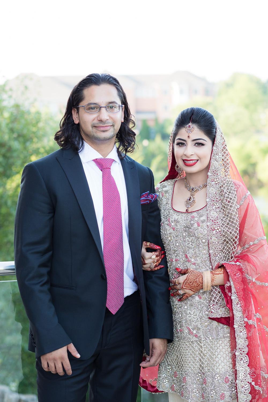 Northern Virginia Desi South Asian wedding portraits
