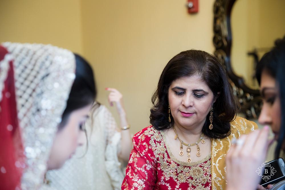 Northern Virginia Desi South Asian wedding prep