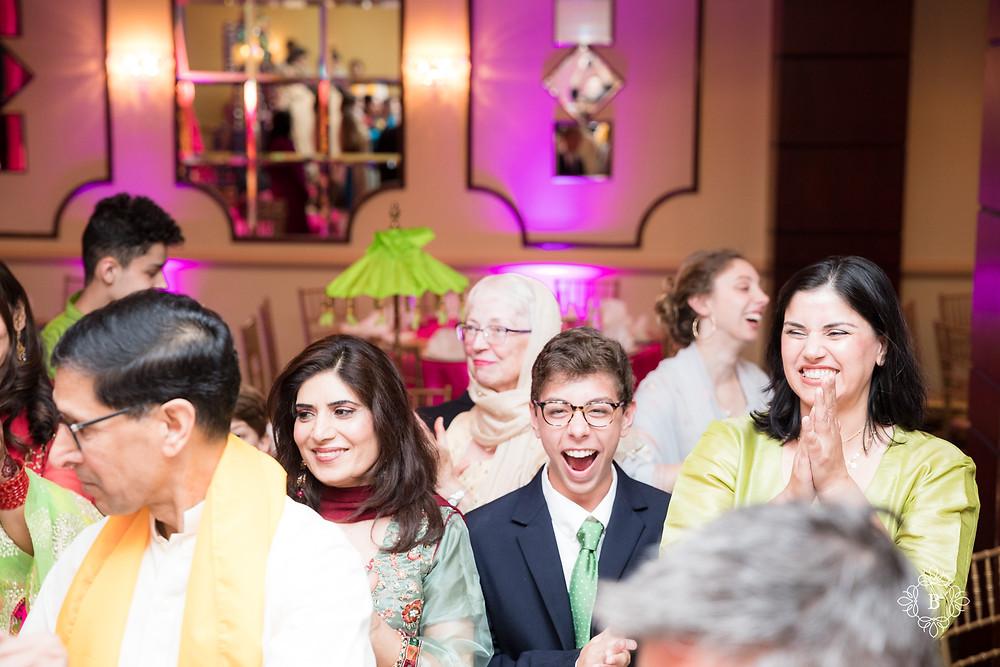 Northern Virginia Desi South Asian Mehndi ceremony Cherry Blossom Restaurant