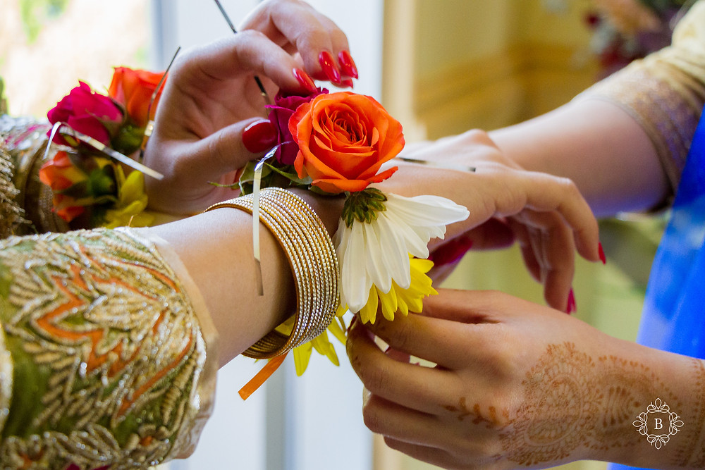 Northern Virginia Desi South Asian Mehndi bridal details