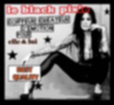 coiffeur perpignan | le black pixie