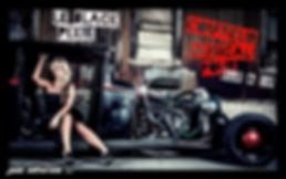 coiffeur perpignan / le black pixie