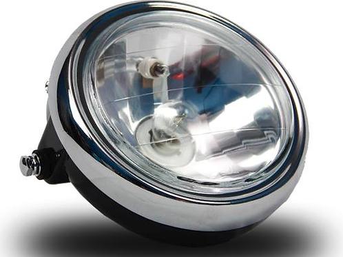 CG Round Headlights