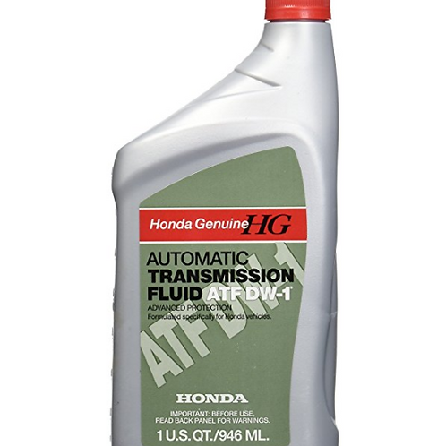 Genuine Honda Transmission Fluid
