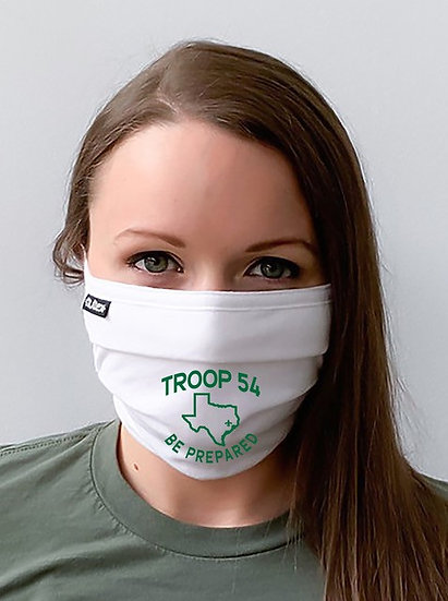 Troop 54 Face Masks