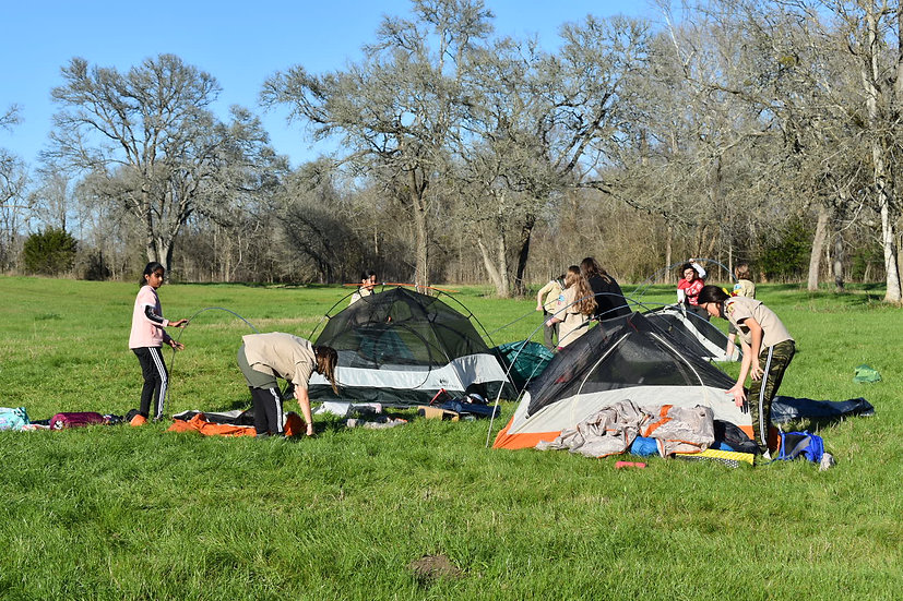 New Scout Campout January 30-31, 2021