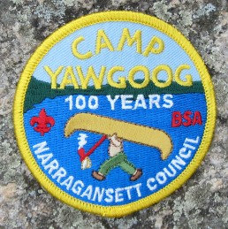 Camp Yawgoog-Merit Badge Camp Deposit June 27-July 4, 2021