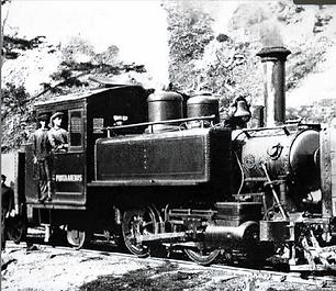 HISTORIA DEL CARBÓN En la Reserva Nacional Magallanes