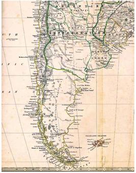 Magallanes en el ordenamiento territorial de Chile Republicano. Su expresión cartográfica (1853-1884)