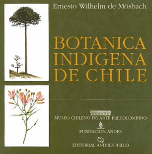Botánica Indígena de Chile