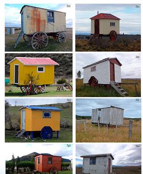Arquitectura Rural Menor en Magallanes