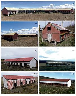 Arquitectura rural menor en Magallanes II
