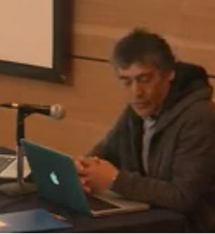 Charla Mitos Kawesqar Alfredo Prieto (Arqueología y Tabú)