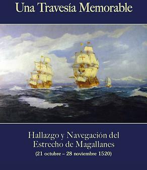 Una Travesía Memorable, Hallazgo y Navegación del Estrecho de Magallanes